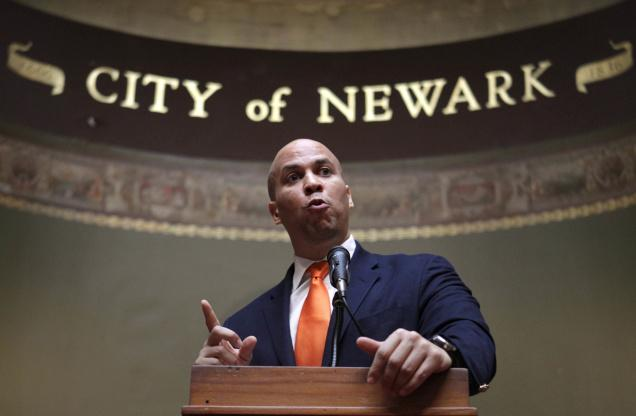 Cory Booker - Newark - Bain Capital
