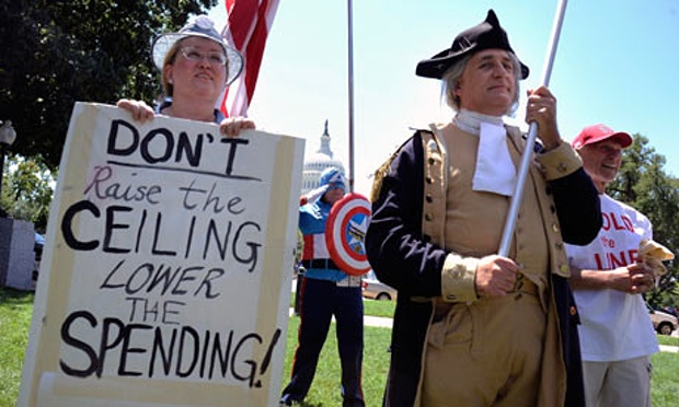 Tea Party Protest - Barack Obama