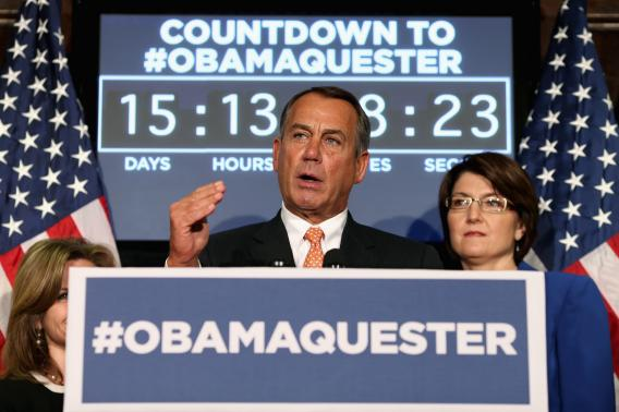 Barack Obama - Sequester - Obamaquester