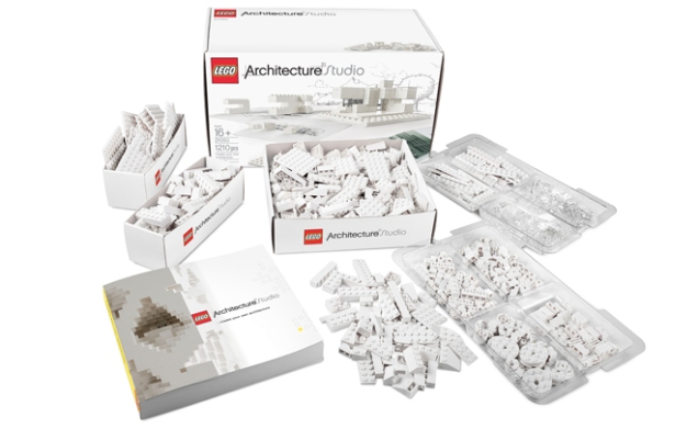 Best Thing Ever - Lego Architecture Set