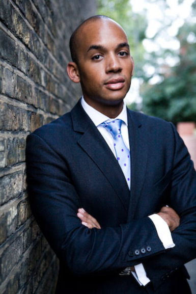 The economy was fine and everything was splendid until 2010 when the Tories came into power, according to Chuka Umunna, Labour's point person on Business