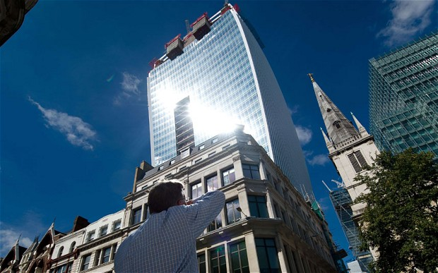 20 Fenchurch Street. Image by AFP/Getty.