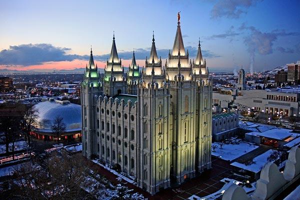 Salt Lake Mormon Temple vs Westminster Magistrates' Court