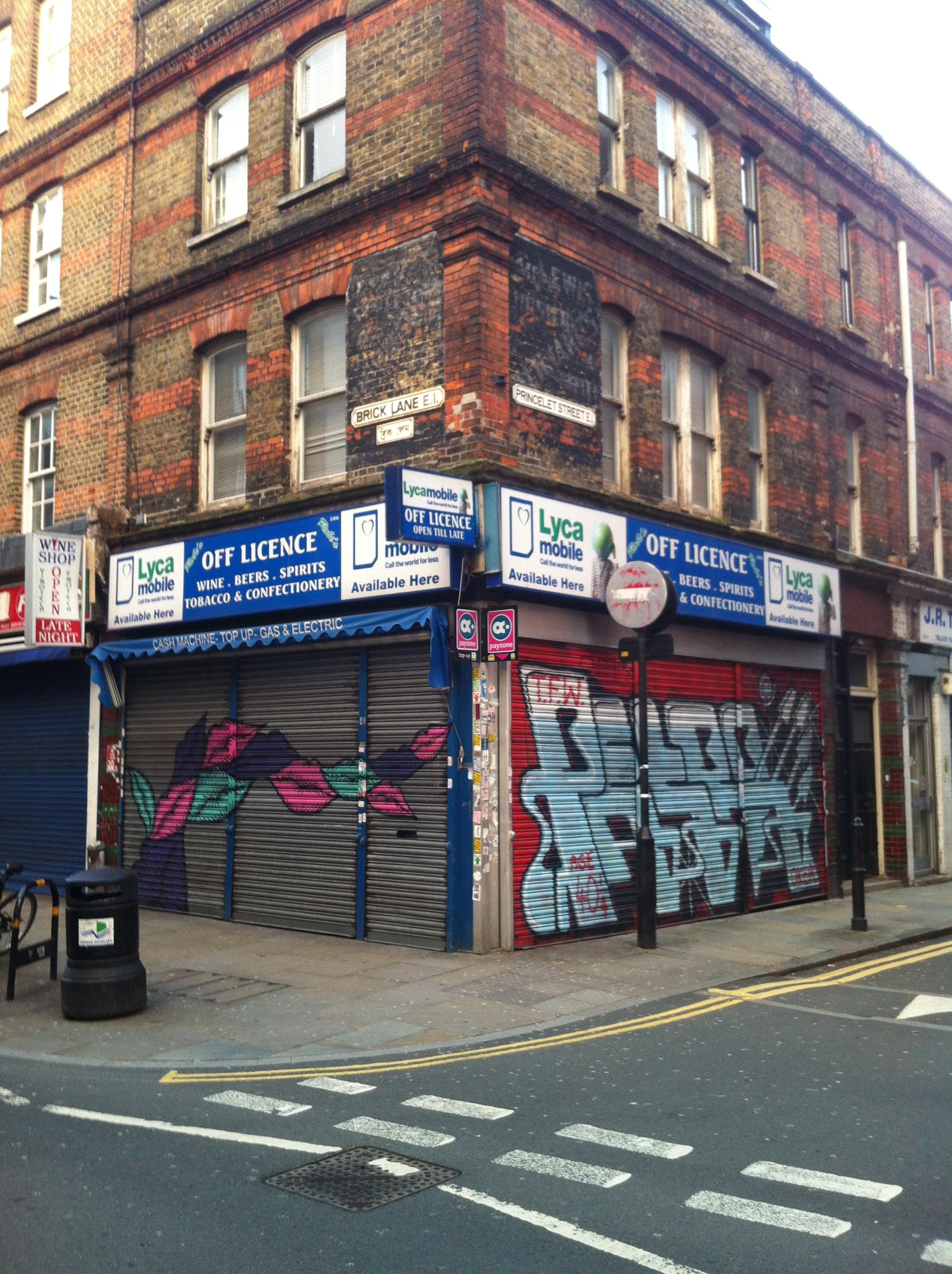 Brick Lane: Semi-Partisan Politics