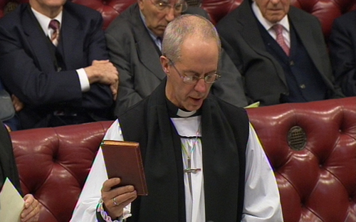 Parliament and the Church - divorce is needed to save both institutions