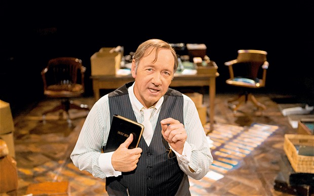 Kevin Spacey Clarence Darrow 2