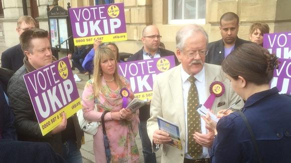 Roger Helmer Newark UKIP