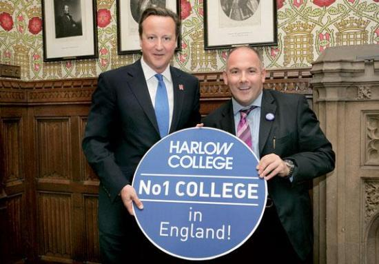 David Cameron Robert Halfon Backbencher MP Conservative