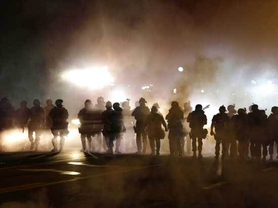 Ferguson Missouri Michael Brown Protests Police