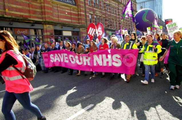 Peoples March NHS 3