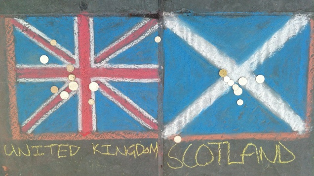 Scotland UK Unity Rally Trafalgar Square London semipartisansam