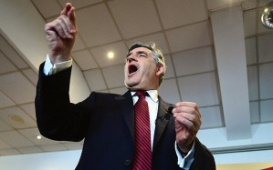 Gordon Brown EVEL constitutional reform