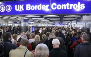 Britain Immigration EU