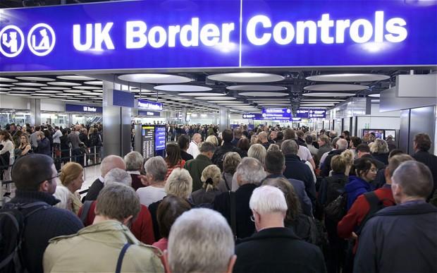Britain Immigration EU
