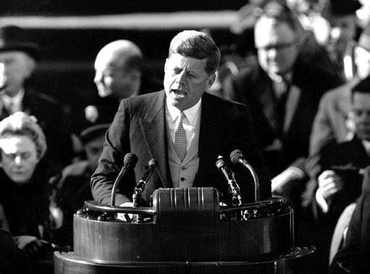 Kennedy Inauguration SPS