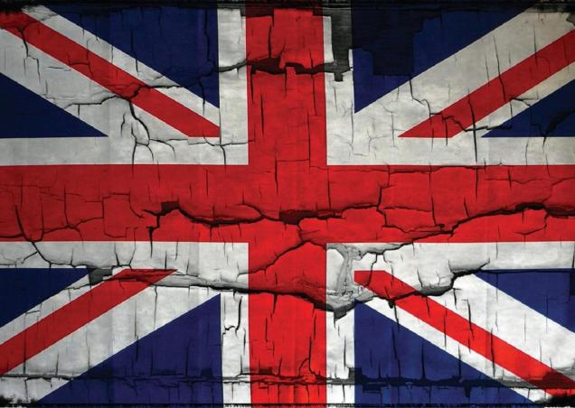 What comes after Britain broken union flag