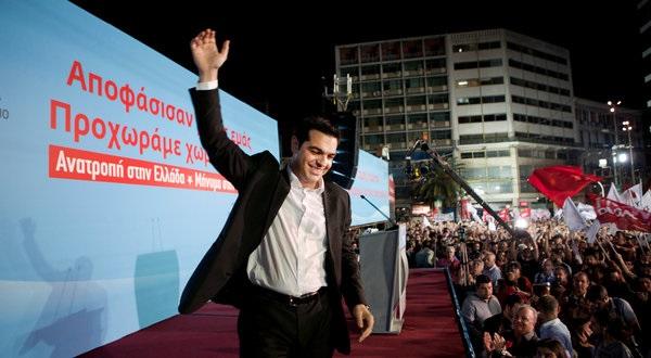 Greece Syriza Alexis Tsipras