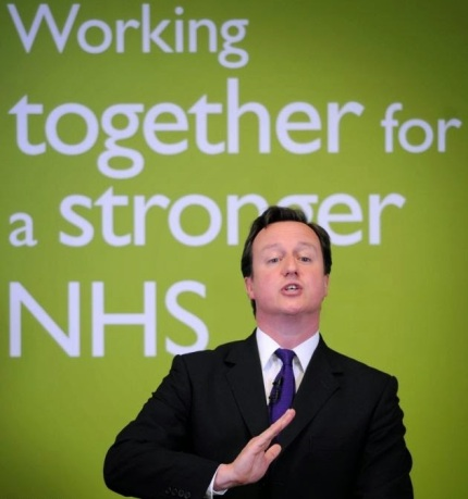 David Cameron - A Strong Economy For A Strong NHS