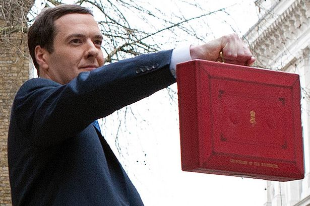 George Osborne Budget 2015 Conservative Party