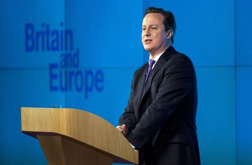 David Cameron - Conservative Party- Brexit - Britain and Europe - General Election 2015