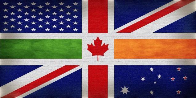 Anglosphere - Brexit - European Union - EU - United Kingdom - Britain - England