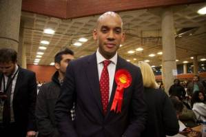 Chuka Umunna - Labour Party Leadership Bid - General Election 2015