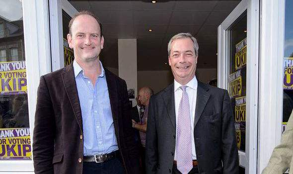 Douglas Carswell - Nigel Farage - Battle for UKIP's Soul