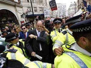 Douglas Carswell UKIP Attacked - Queens Speech - Parliament