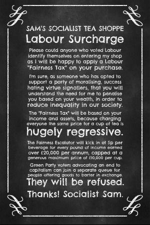 Labour Fairness Tax