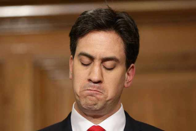 Labour Party - General Election 2015 - Ed Miliband Resignation