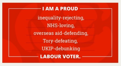 Labour Party - Why I'm Voting Labour - Virtue Signalling - General Election 2015 - Semi Partisan Sam