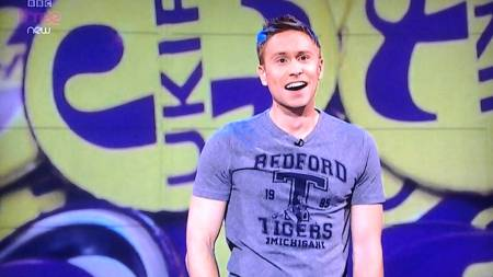 Russel Howard UKIP