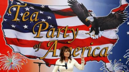 Sarah Palin - Tea Party - SNP- Scottish National Party - Nicola Sturgeon