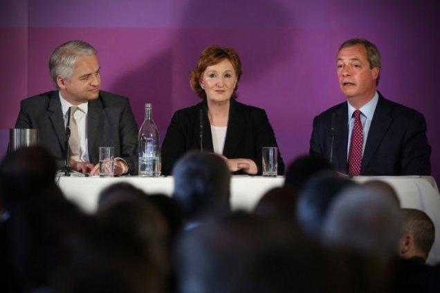 UKIP Leadership Crisis - Patrick OFlynn - Nigel Farage