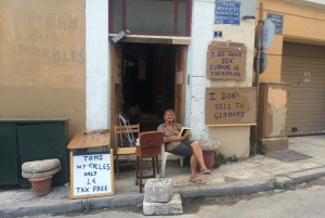 Bookshop - Greece - EU - Euro Crisis - Germany