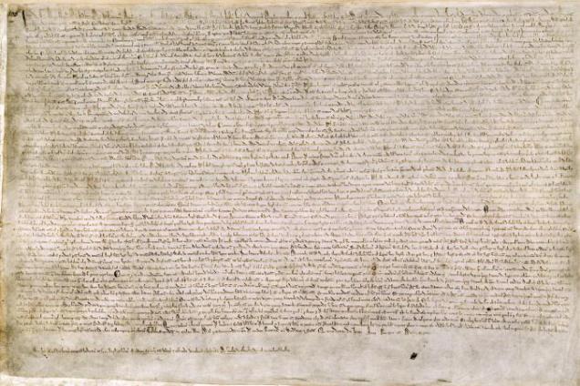 Magna Carta - 800 Years Anniversary - Human Rights - Freedom - Liberty - Britain - England