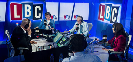 LBC Debate - Labour Leadership - Nigel Farage - UKIP - EU Referendum