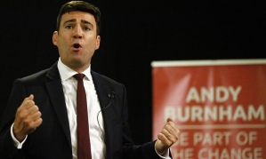 Andy Burnham - Labour Leadership - London Rally - 2
