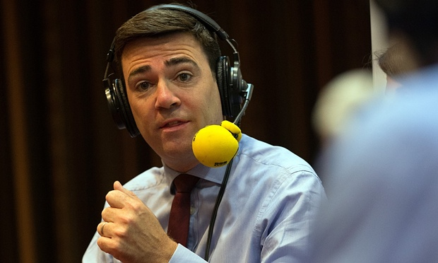 Andy Burnham - Labour Leadership - Sexism - Feminism - 2