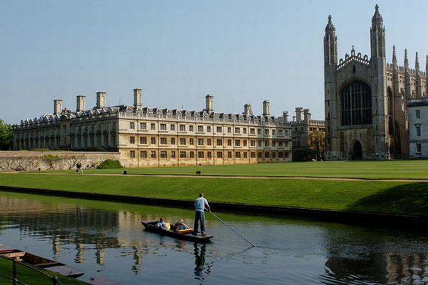 Cambridge University - Conservatives for Liberty - Why Im A Conservative