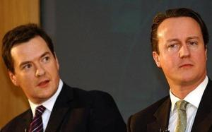 David Cameron - George Osborne - Young