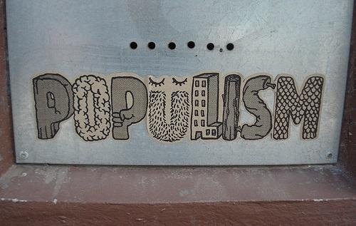 Populism - British Politics