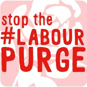 Stop The Labour Purge - LabourPurge - Labour Leadership