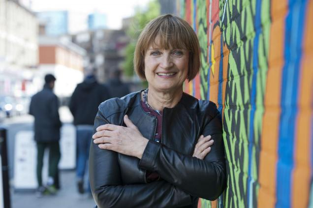 Tessa Jowell - London Mayor - 1