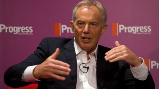 Tony Blair - Labour Leadership - Jeremy Corbyn - Annihilation