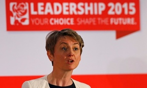 Yvette Cooper - Labour Leadership - The Guardian Endorsement - Jeremy Corbyn