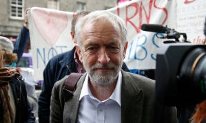 Jeremy Corbyn - Labour Leadership Election - Victory Nears