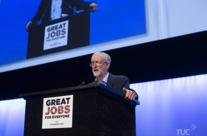 Jeremy Corbyn - Labour Leadership - TUC Conference Speech