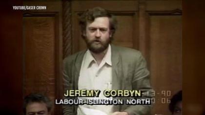 Jeremy Corbyn - PMQs - Thatcher