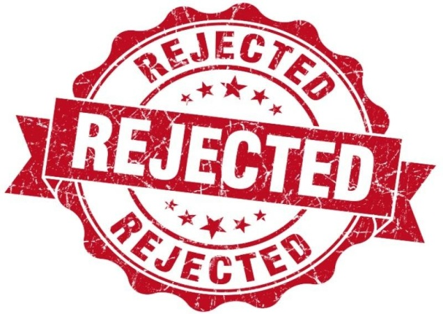 Labour Party Application Rejected - 2